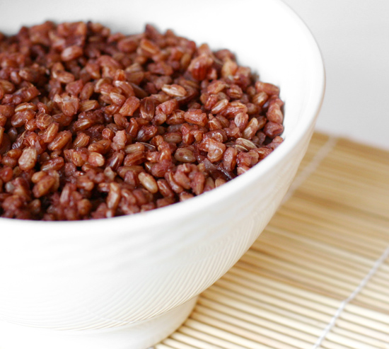 Red rice is grown in Europe, Southeast Asia, and the American South ...