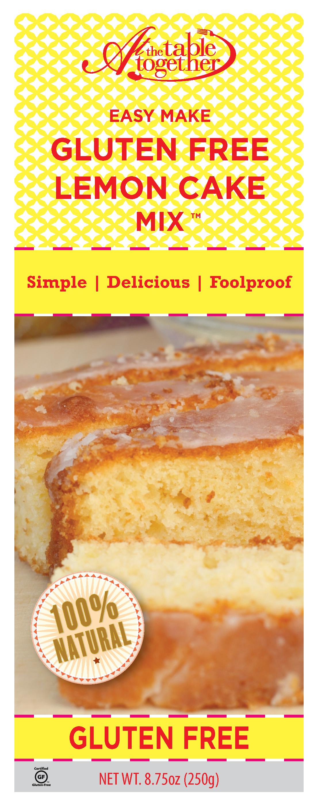 Sweet Success Cake Mix